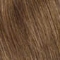 2 tone color combination of light neutral brown blended equally with soft golden blonde highlights
