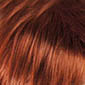 Light Auburn, Copper Red and Medium Brown mix