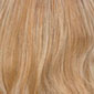 Honey Blonde, Pale Gold Blonde, Medium Golden Brown Roots