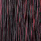 Off Black (1B) blended evenly with Dark Burgundy Red (118)