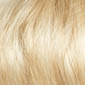 Platinum and light gold blond 50/50 blend
