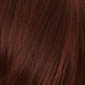 Deep Red (130) and Medium Auburn (30) blended with some Medium Brown (6)