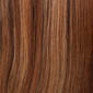 Piano blend of Medium Dark Brown, Light Auburn, Medium Auburn