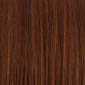 Frosted blend of Bright Red Auburn and Dark Auburn
