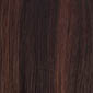 Piano Blend of Darkest Brown and Dark Auburn