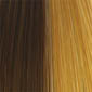 Blend of Darker Brown (3), Light Chestnut Brown (8), Dark Brown (4), Ash Blonde (103)