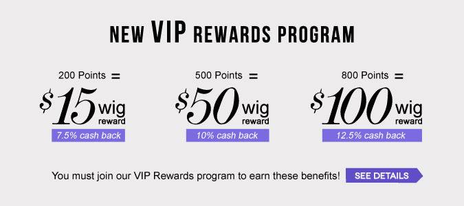 new VIP points system