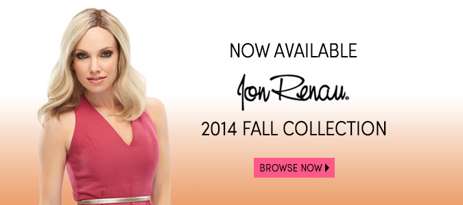 New 2014 Jon Renau Fall Collection